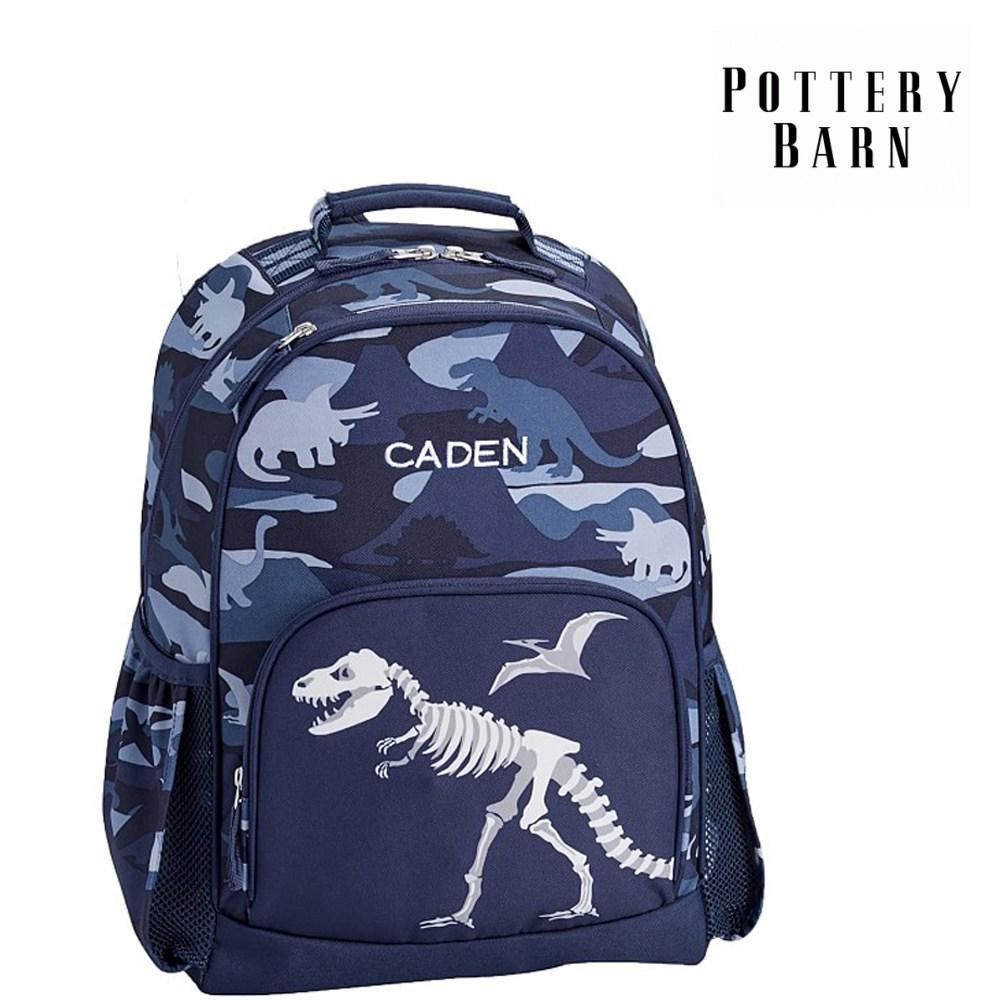 포터리반 공룡 야광 저학년 백팩 입학선물 학교가방