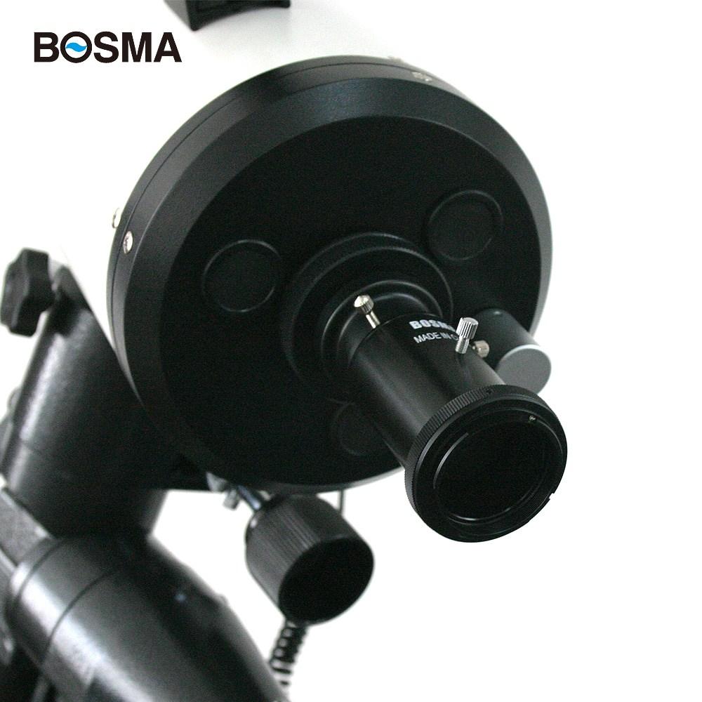 [세트상품] 보스마 CA-2 천체망원경용 SLR 카메라 아답터 + 카메라 마운트 T-RING, 캐논