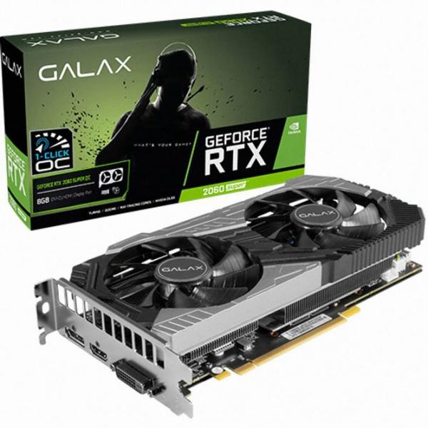 GALAX 지포스 RTX 2060 SUPER OC D6 8GB, 본상품 선택