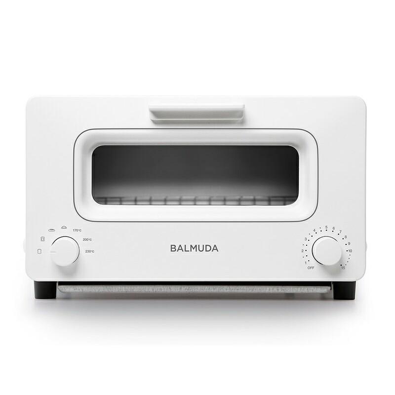 바루 뮤 다 토스터 BALMUDA The Toaster K01E-WS[화이트](홋카이도·오키나와·낙도는 배송 불가), 단일상품