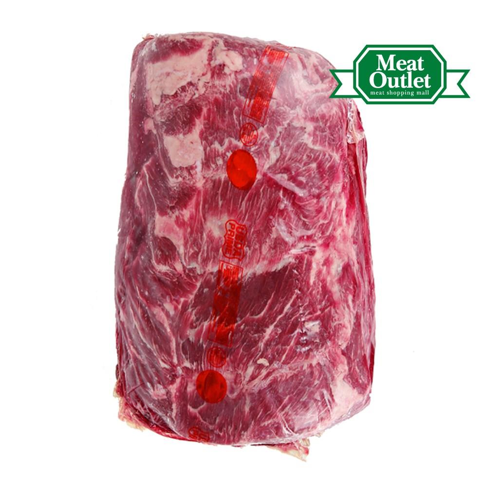 미트아울렛 냉장 윗등심 프라임(원육) 2000g 미국산, 1개