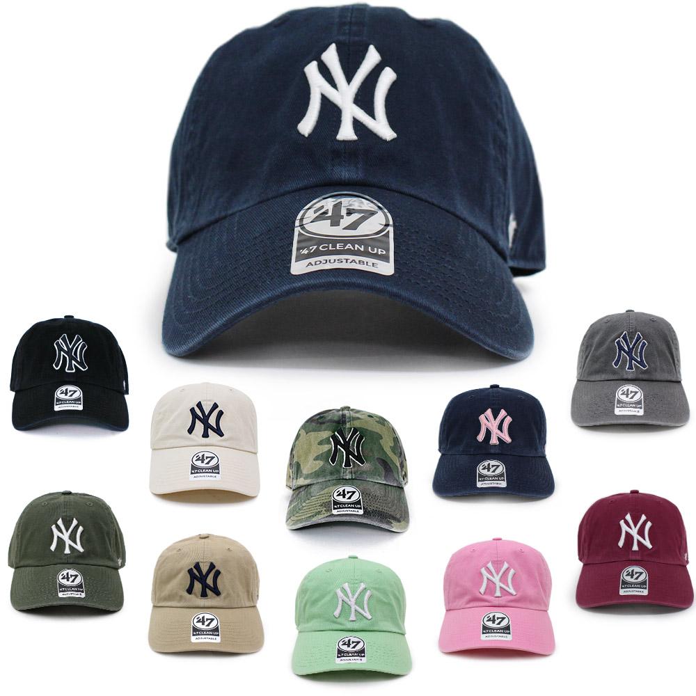 47브랜드 MLB 뉴욕양키스 NY볼캡 모자