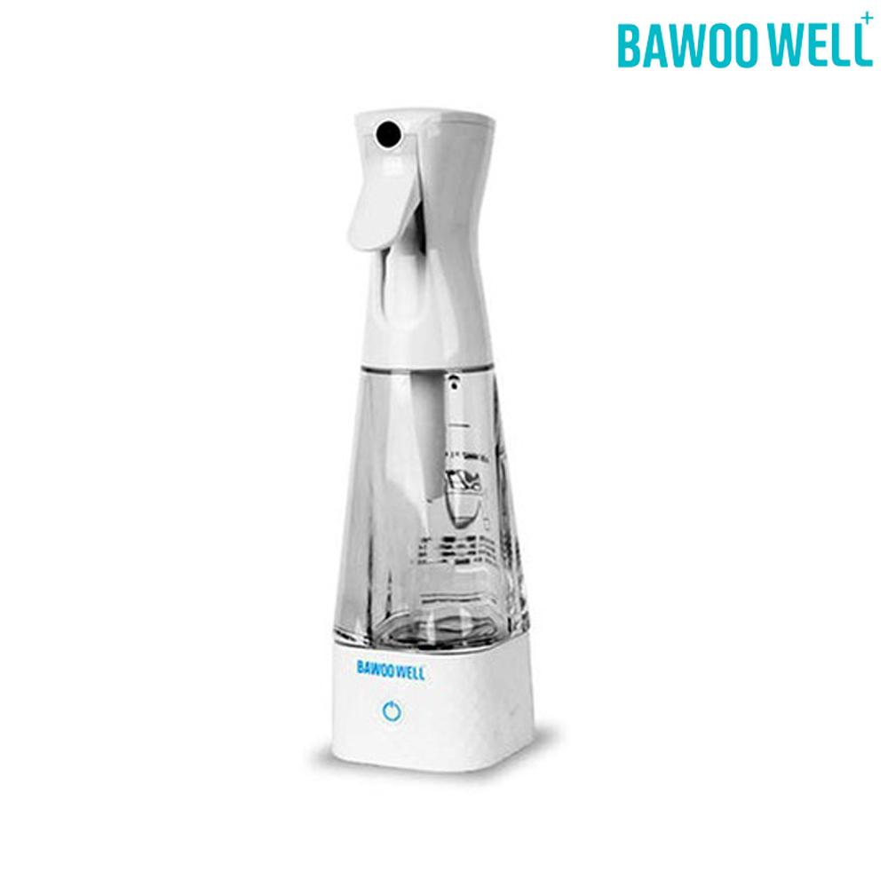 바우웰 전해수기 250ml 대용량 90ml 휴대용 살균 소독제 C타입 충전, 1개