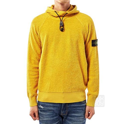 스톤아일랜드 [스톤아일랜드] 와펜 후드 6915591C5 V0034 긴팔 티셔츠