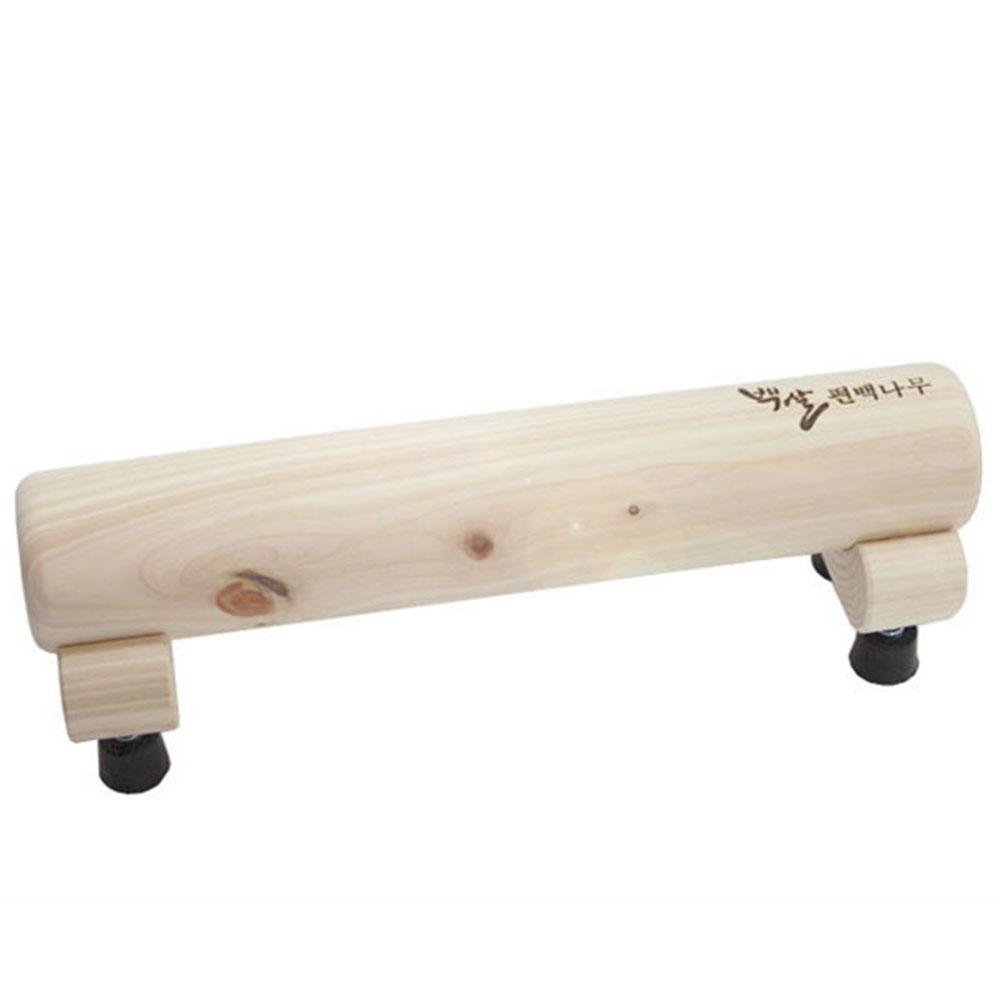 백살 편백나무 발목펌프 운동기 종아리 마사지기, 단품 (POP 269281325)