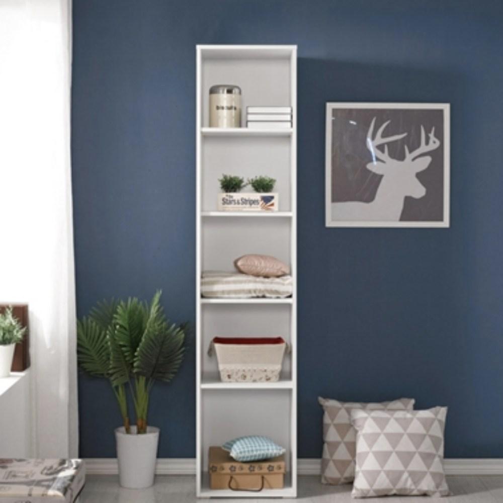 고급 그릇장식장 주방수납 선반 냉장고틈새장 접시 높은 키큰 식기장, 상품선택, 화이트