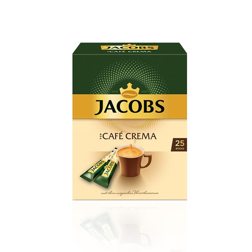 야콥스 카페 크림 커피믹스 25개입, 1개, 45g