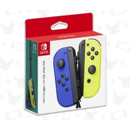Nintendo Joy-Con (L-R) - Switch 닌텐도 스위치 조이콘 스위치(Blue Neon Yellow Purple Orange 선택)-5-1945908882
