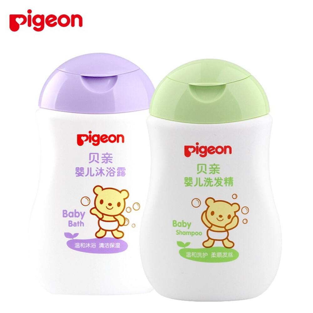 Pigeon 베 이 비 로션 200 ml + 샴푸 IA111 IA108, 상세페이지 참조