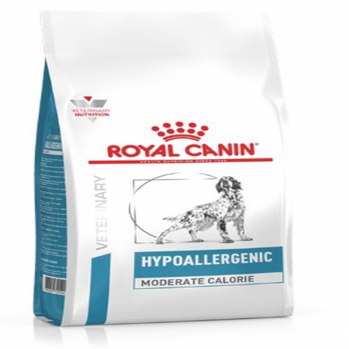 로얄캐닌 하이포알러제닉 모더레이트 칼로리1.5kg 모더레이트칼로리1.5kg 처방식사료
