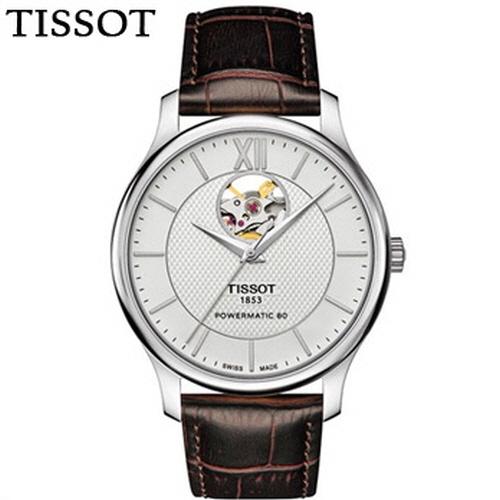 [TISSOT] 티쏘시계 트레디션 오픈하트 T063.907.16.038.00