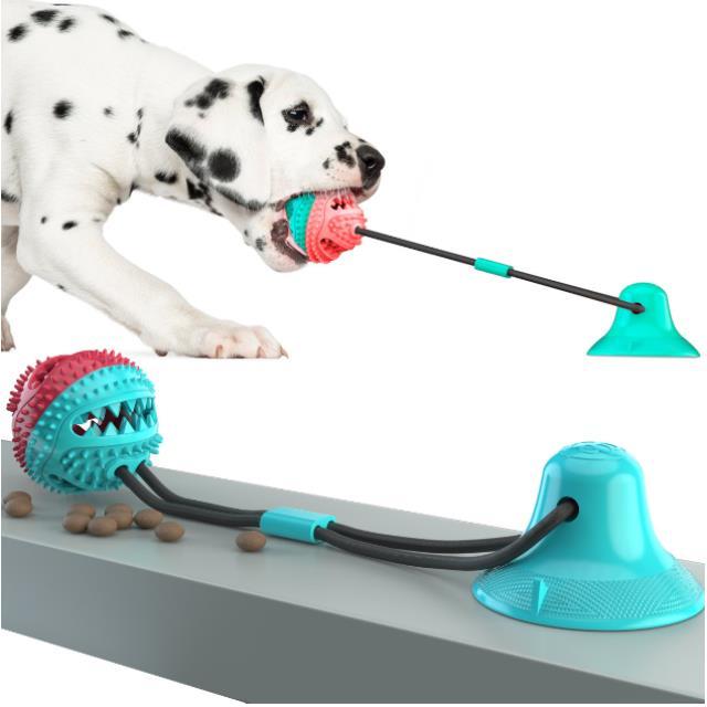 슈페리온 반려동물 노즈워크 간식볼 장난감 스트레스해소 치석제거 강아지 고양이 분리불안 훈련용, 1개, A타입-민트
