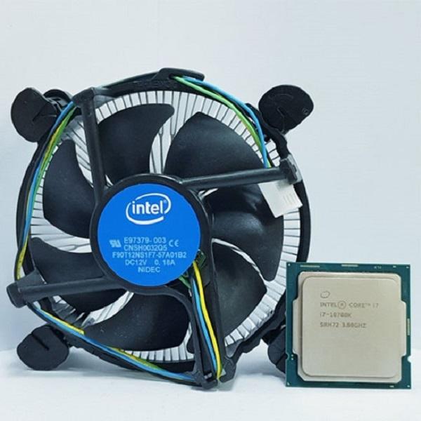 엠지컴/인텔 코어i7-10세대 10700K (코멧레이크S) 벌크+쿨러, 단일상품