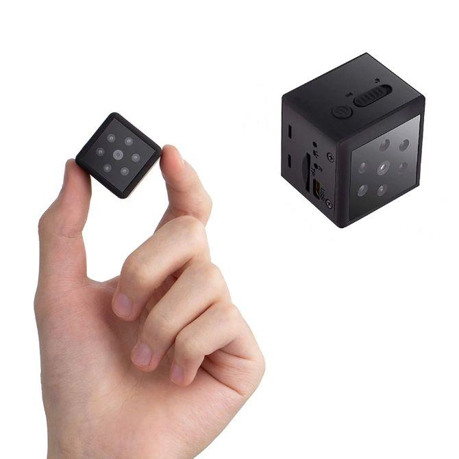 MD25 액션캠 초소형 카메라 HD 1080P 고화질 모션감지 나이트비젼기능 악세사리 풀세트