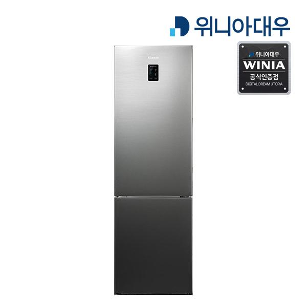 위니아대우 클라쎄 냉장고 322L 2도어 FR-C326TESK
