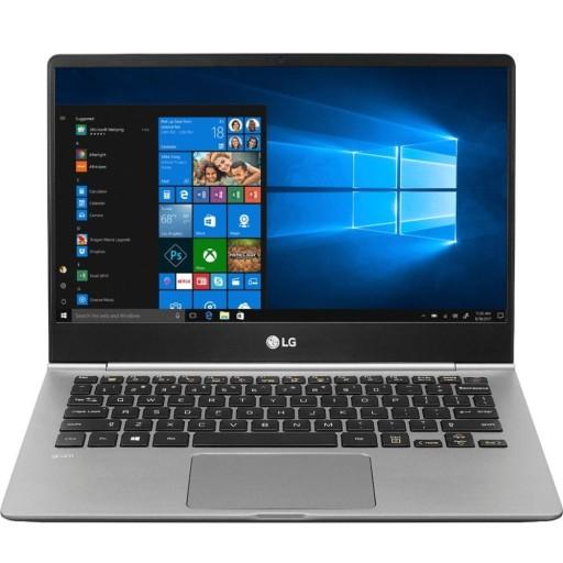 [리퍼상품]LG 13인치 8세대 i5 8265U(1.60GHz) DDR4 8GB SSD 256GB Intel UHD Graphics 620 13.3인치(1920*1080) 터치디스플레이 윈도10 HDMI 9.65kg 다크실버 한글키스킨, 포함