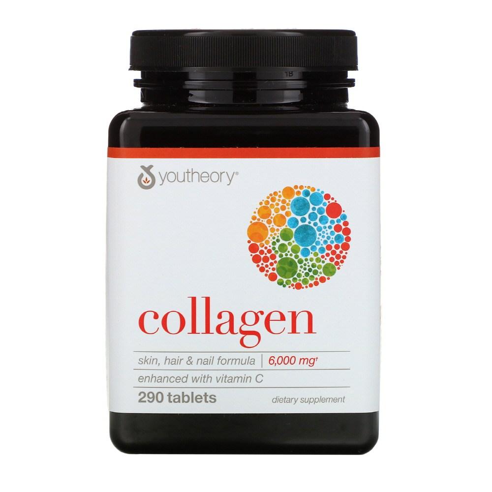 유씨어리 콜라겐 6000mg 290정 알라닌분해효소 글루타믹 애씨드 글리시닌 메치오닌 스테아린산마그네슘 메싸이오닌 아스파틱 애씨드 트레오닌 근지구력 프롤린 유산균, 1개, 기본