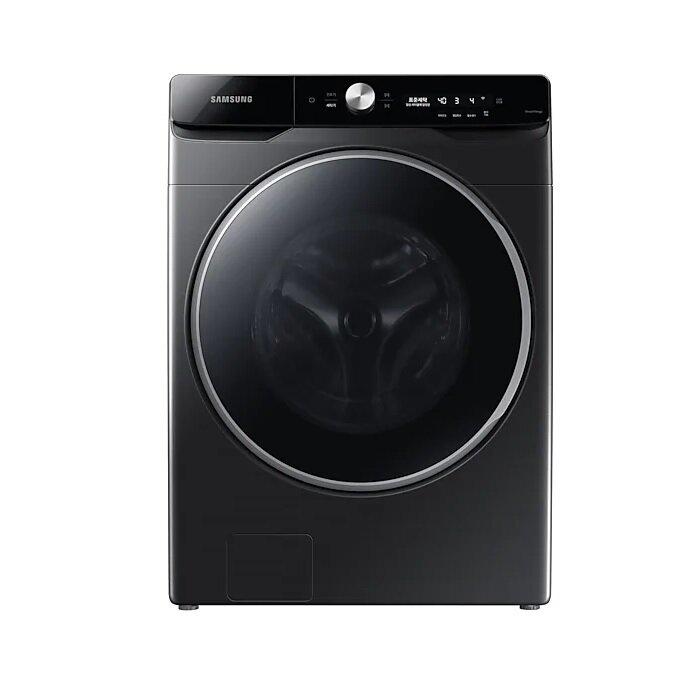 [신세계TV쇼핑][삼성] 그랑데 세탁기 AI 24kg WF24T9500KV 블랙케비어, 단일상품