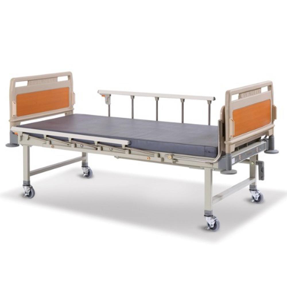 착불(지역별 차등) 수동식 2단 환자용 병원 전동 침대 의료기침대 의료용 모션베드 전동 요양원 가정용, 기본 (POP 5674358554)