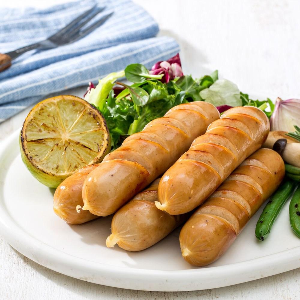 오쿡 영양간식 닭가슴살 소시지 3종 10팩 +10팩, 03_불갈비맛 소시지 100g 10팩+10팩