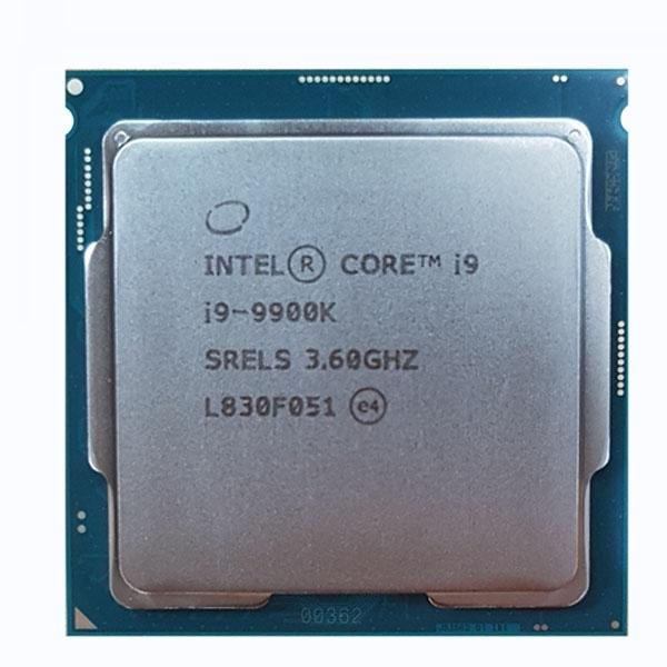 인텔 코어 i9-9세대 9900K (커피레이크-R) 벌크, 단일상품