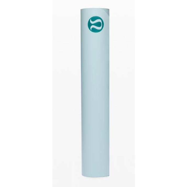 룰루레몬 캐나다 요가매트 5mm - LULULEMON REVERSIBLE MAT 5mm, DIGITAL WAVE MAXI