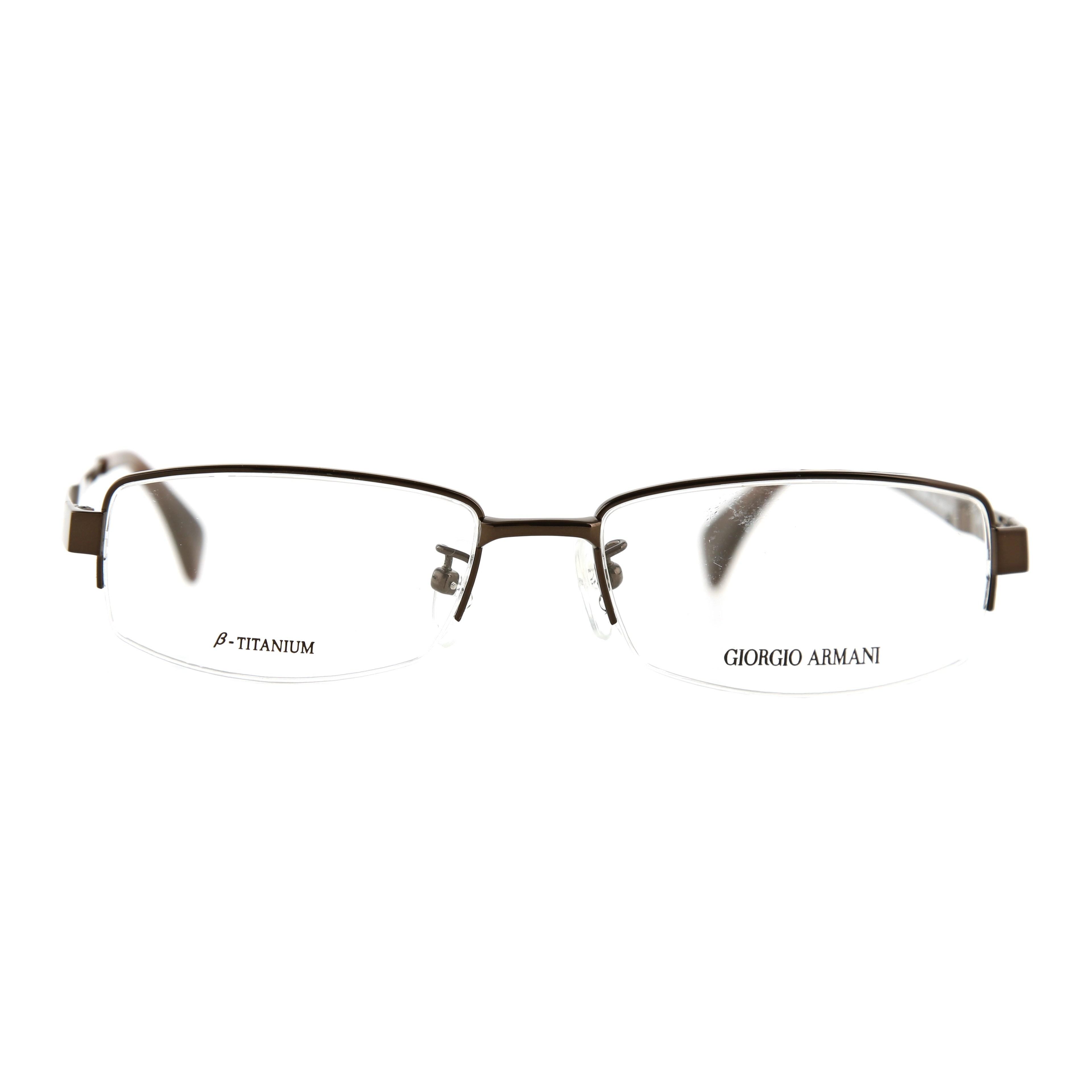 [리퍼브] 조르지오 아르마니 GA2666J 베타티타늄 안경테