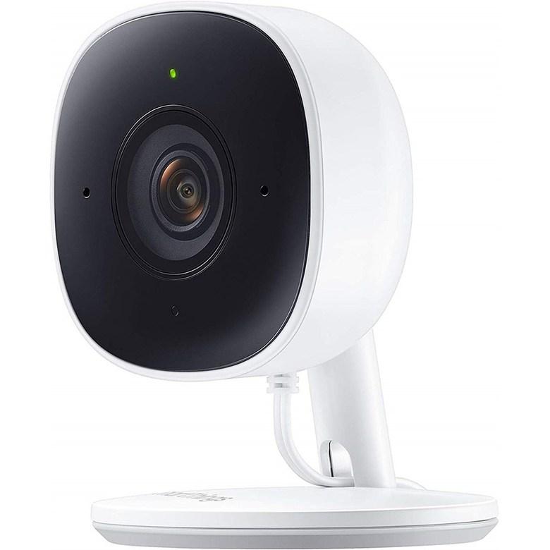 SmartThings GP-U999COVLBDA Security Camera 스마트 홈캠 가정용CCTV 보안 카메라 454g(16oz)