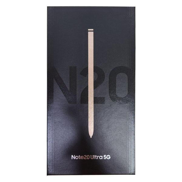 삼성 갤럭시노트20 울트라 S급 중고폰 공기계 3사호환 SM-N986, 미스틱 블랙