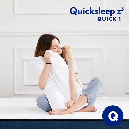 퀵슬립 Q1 롤팩 유로탑 매트리스 퀸 (POP 5126966860)