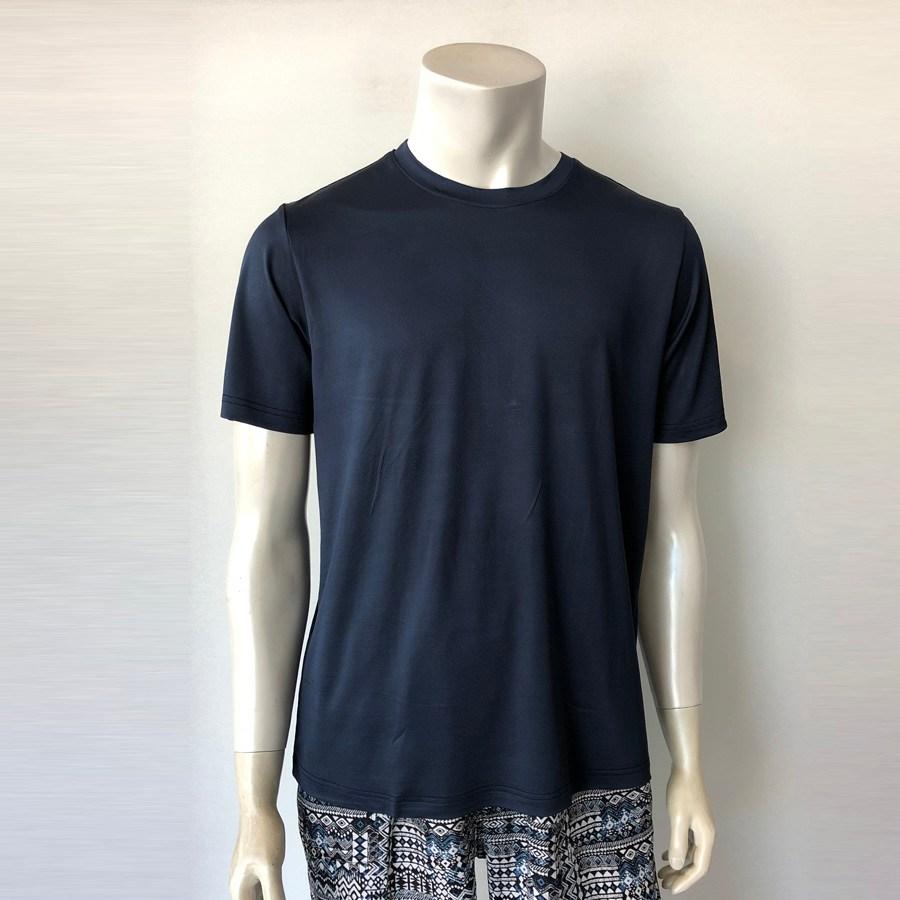 풍기인견마켓 풍기인견 셔츠 인견반팔라운드 다이마루인견티셔츠 (POP 1595304539)