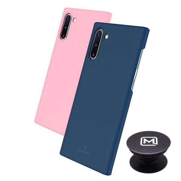 LG Q61 케이스 LG 엘지Q61케이스 LM- Q630 케이스 SPFT 하드 핸드폰 케이스 + 메오르 스마트톡