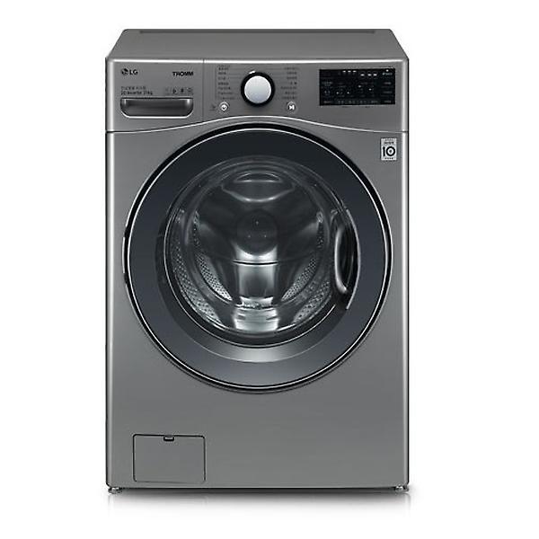[LG전자/F21VDT] 드럼세탁기 / 세탁전용 / 세탁용량: 21kg / DD모터, 단일상품