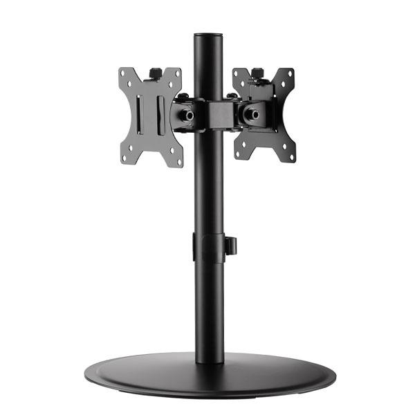 엔산마운트 LDT-TD02 양명 1단 모니터 암 거치대 브라켓 홀 플랜지용 15-32인치 모니터암-모니터 스탠드, 선택없음