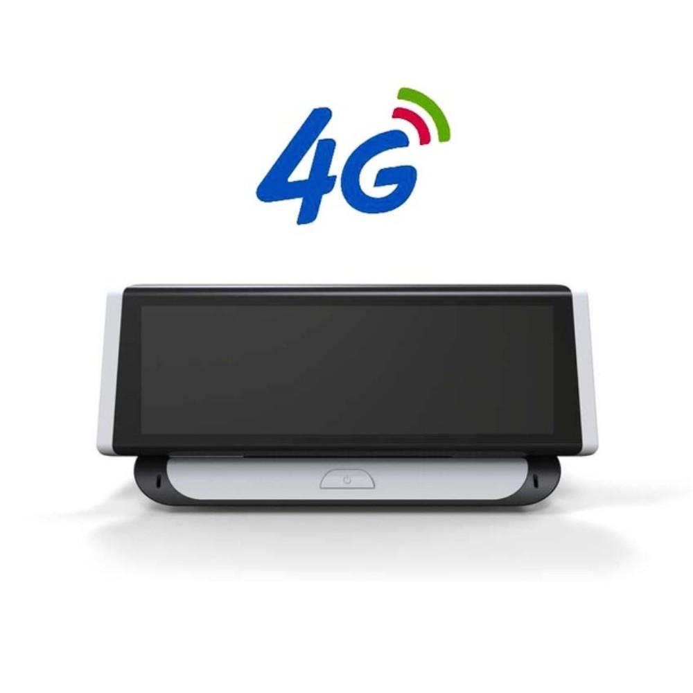 안드로이드 차량용 네비게이션 준선 네비 대시보드 티맵, 4G 버전