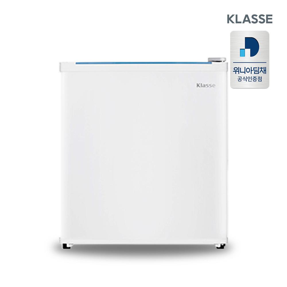 클라쎄 위니아전자 46L 1등급 소형냉장고 사무실원룸 WKRA051CDW