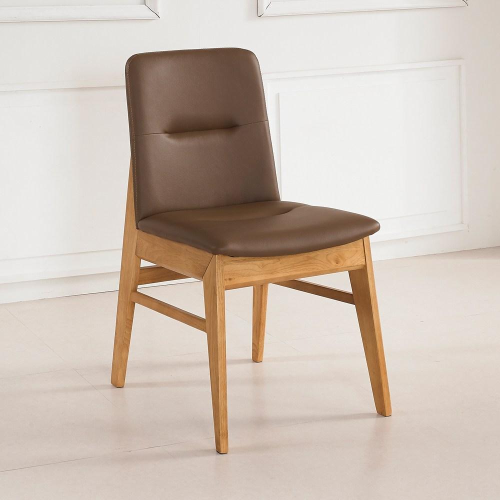 라로퍼니처 린디 원목 식탁의자 카페의자 방석의자 인테리어의자, 단품