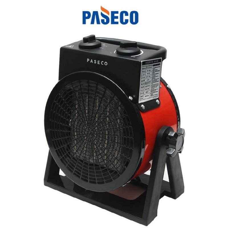 파세코 PTC 팬히터 PPH-3K 전기히터 온풍기 전기난로, 단품