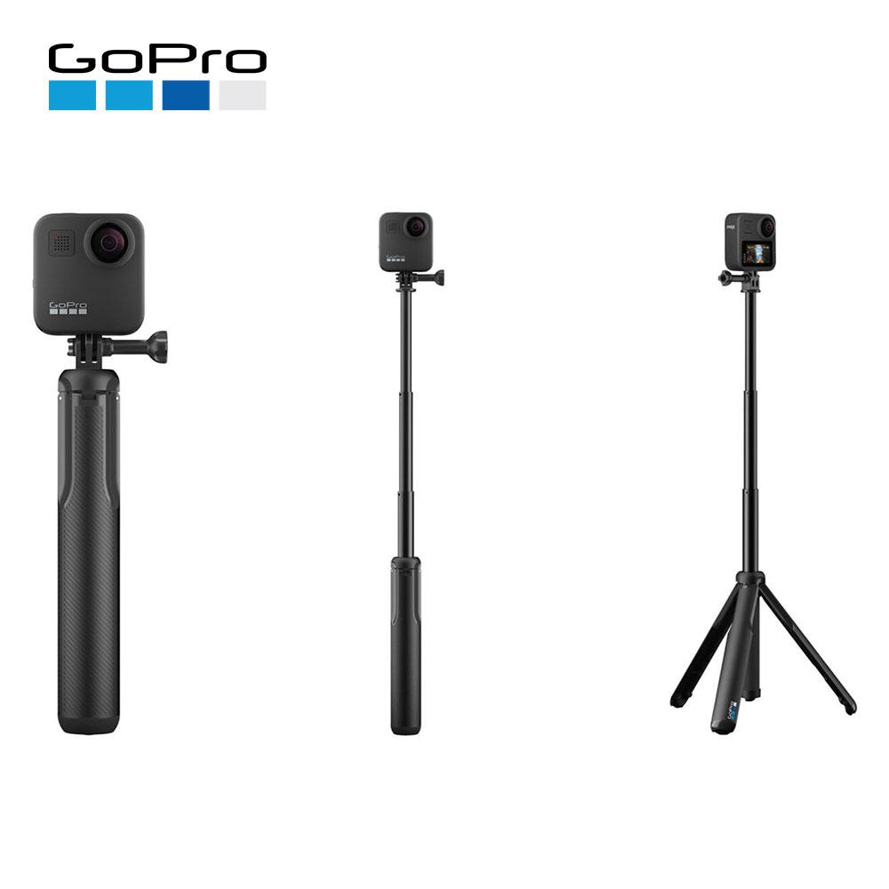 고프로 맥스 액션 카메라 그립 + 삼각대, 1세트