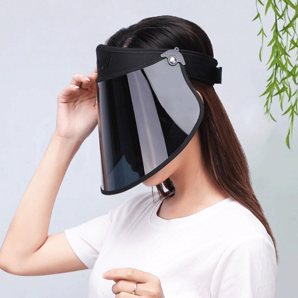 [신세계TV쇼핑]심플 자외선차단 썬캡(블랙)