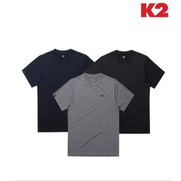 [K2] K2 (GMU20299)티셔츠 3종류 3PACK 밸류 패키지 티셔츠