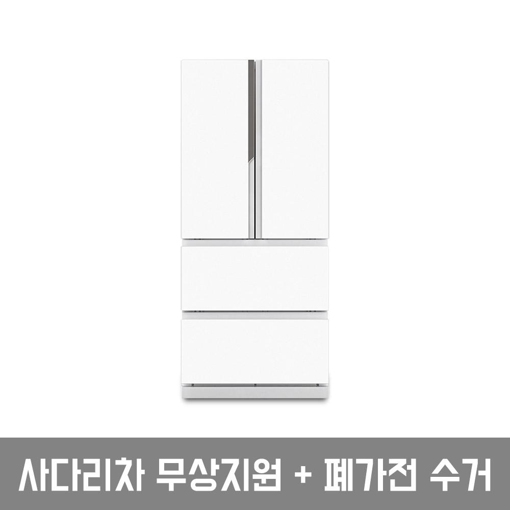 딤채 트윈스 위니아딤채 김치냉장고 EDQ47DFGYWT 457L 스탠드형
