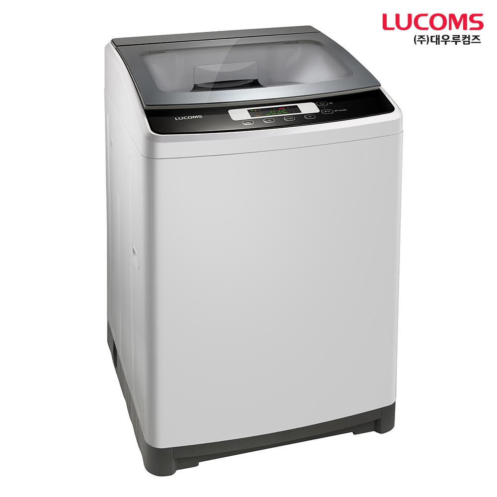 대우루컴즈 10kg 통돌이세탁기 세탁기 W100W01-SA