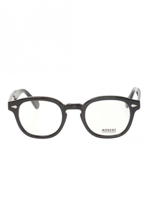 Moscot 'Lemtosh' eyeglasses LEMTOSH 0-0200-01 BLACK DEMO 150불 이상 주문시 부가세 별도
