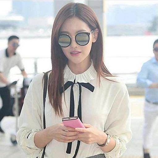 PENNY LANE 페니레인선글라스 마이걸 My Girl 5컬러 뿔테선글라스 아시안핏 면세점상품