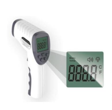 썬샵 [무배] 약국체온기 비접촉 체온계 이마 체온계 체온측정 식당 병원 온도측정, 단품