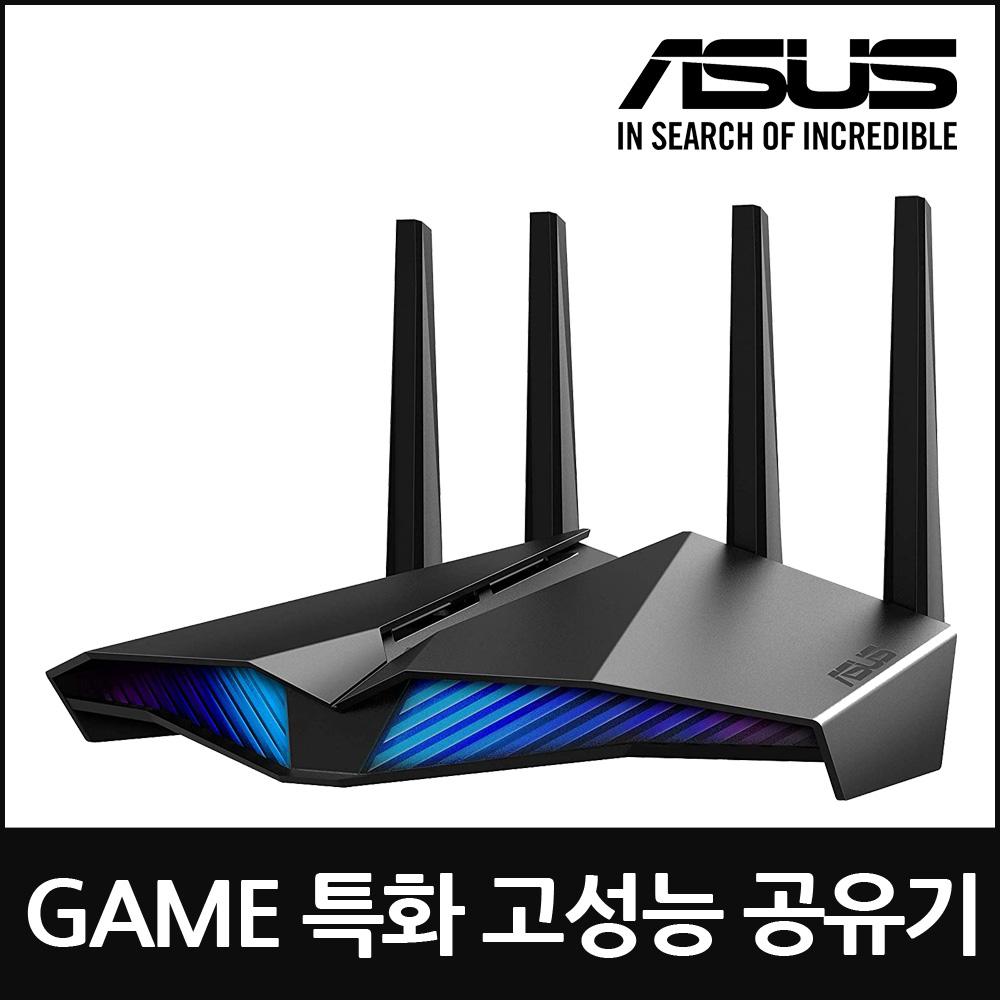 [공식정품] ASUS RT-AX82U 유무선공유기