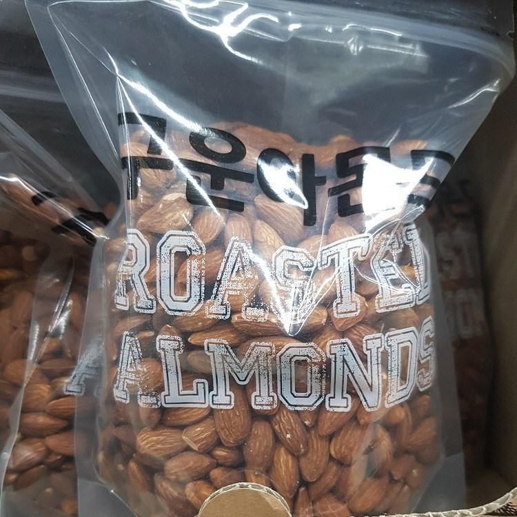 노브랜드 구운아몬드 530g, 1개, 590g