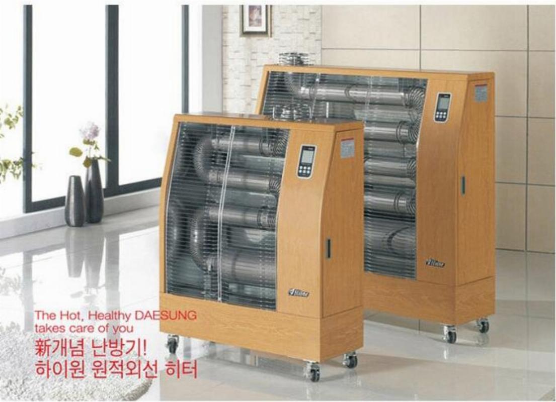 화목난로 캠핑 등유 난로 고급 한국 수입 연료 원적외선 복사실 히터, DSO160