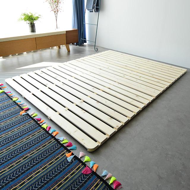 자네트 우드깔판 침대깔판 프레임 매트리스 깔판 나무깔판, S
